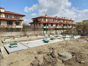 ПСОВ за жилищен комплекс