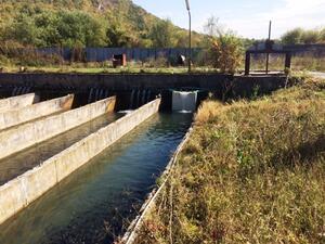 Елементи за насищане на водата с кислород за рибно стопанство